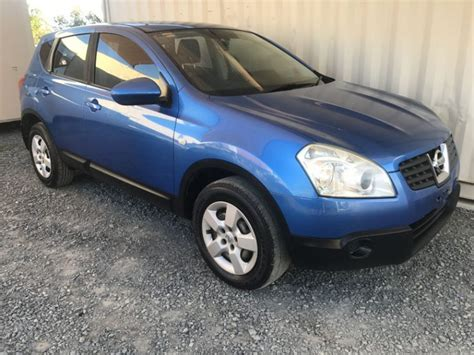 nissan dualis 2008 price awd suv nissan dualis 6 speed manual 2008 for sale 7 990