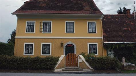 arnold schwarzenegger s childhood home in thal austria