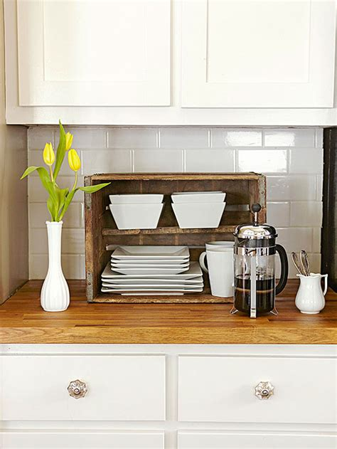 kitchen countertop storage ideas create the cooking environment with these simple