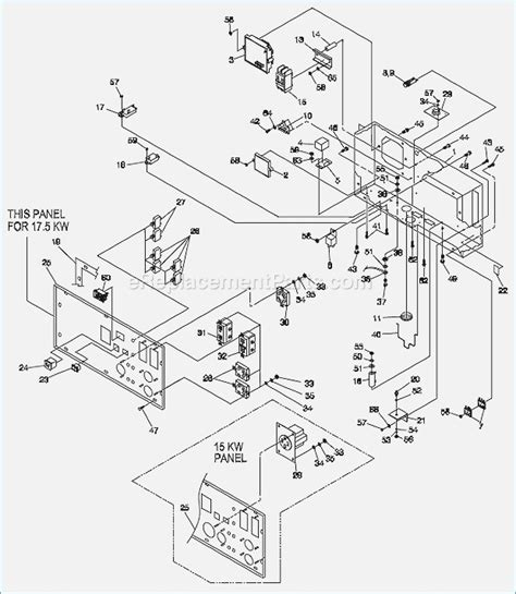 generac 7500 watt generator wiring diagram wiring