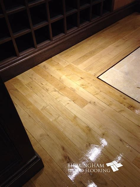 Commercial & Shop Wood Flooring within Birmingham and the