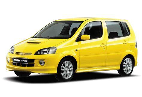 Daihatsu 2000 Models