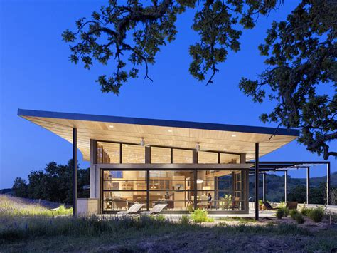 caterpillar house in california by feldman