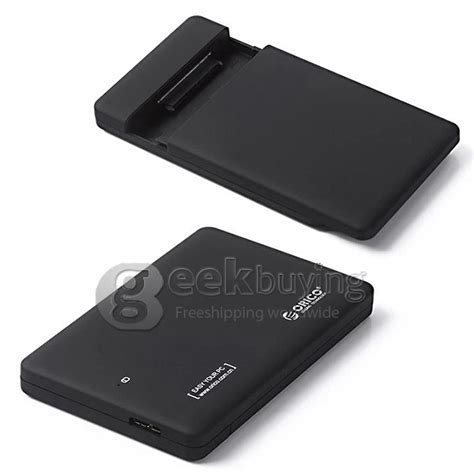 Hardisk External Orico Combo For Notebook orico 2599us3 tool free usb 3 0 2 5 inch sata hdd enclosure