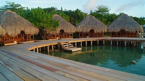 belize overwater bungalow is there a difference between an overwater cabana and an