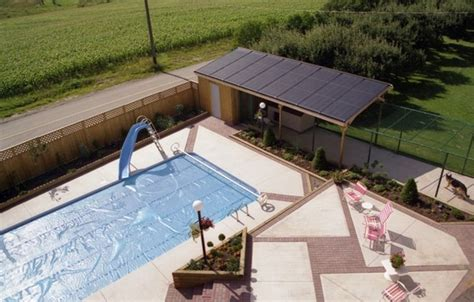solar patio heater how does a solar pool heater work and why it is worth