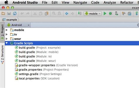 gradle android the ins and outs of gradle android 第七城市