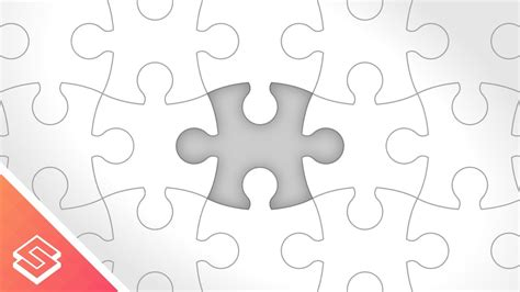 inkscape jigsaw tutorial inkscape tutorial vector puzzle pieces youtube