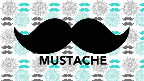 girly mustache wallpaper mustache desktop backgrounds wallpaper cave