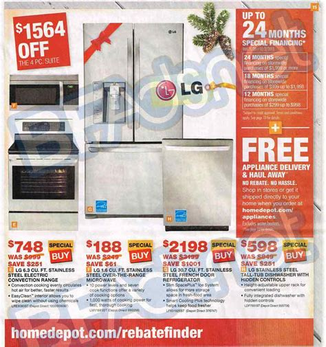home depot black friday 2013 ad scan