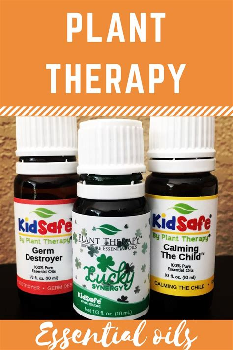 25 Best Plant Therapy Essential Oils Ideas On