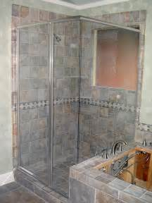 tile shower doors 30 marble bathroom tile ideas