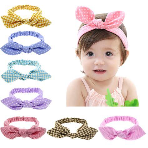 44 best baby hair accessories images on מוצר rabbit ear headbands korea style headwear bow