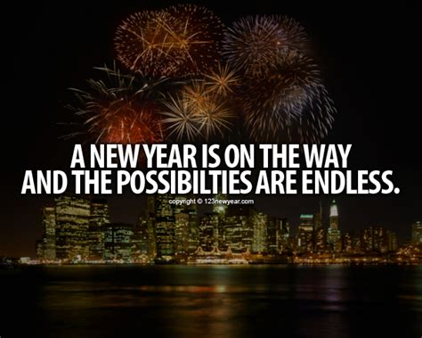 25 enchanting new years quotes