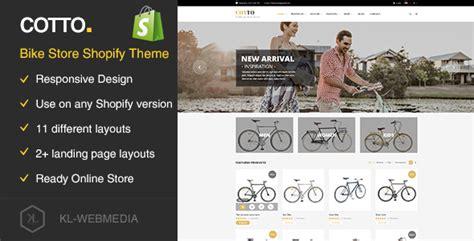 shopify rental themes cotto bike store shopify theme jogjafile