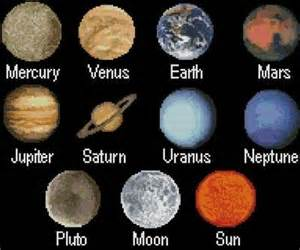 what colors are the planets what color are the planets in solar system page 2 pics