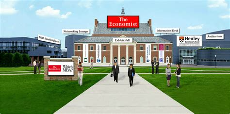 Economist Mba Fair by The Economist S November 2016 Mba Fair
