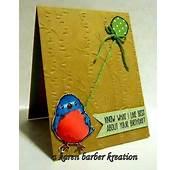 My Stamping Creations On Pinterest  Barbers Karen Oneil
