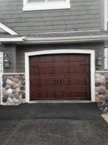 Replacing A Garage Door Garage Door Replacement In Maple Grove Mn
