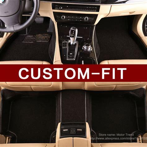 Custom Fit Auto Floor Mats by Custom Fit Car Floor Mats For Toyota Camry Corolla Rav4
