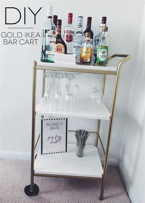 ikea cart hack 25 mini ikea hacks quick easy tutorials