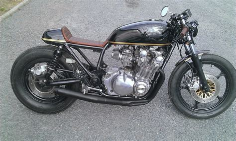 Suzuki Gs 850 Cafe Racer Suzuki Gs850 Cafe Racer By Mr Customs Bikebound