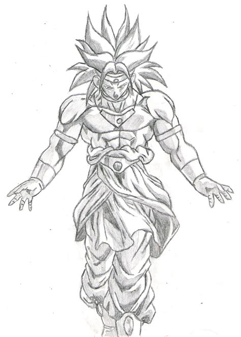 Z Drawing Images by Broly Drawings