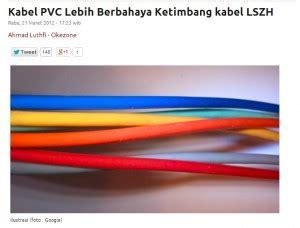 Murah Meriah Kabel Nyaf 35mm alasan menjual kabel low smoke halogen free