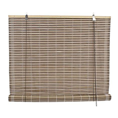 tenda bamboo tenda bamboo marsiglia noce cm 90x180 h cits shop