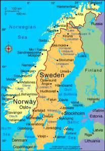 map of europe scandinavia maps sweden map maps of sweden europe
