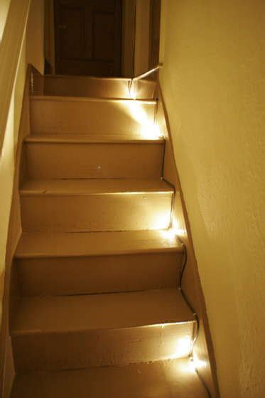 stair lighting led stair lighting 187 indoor and outdoor led stair lighting