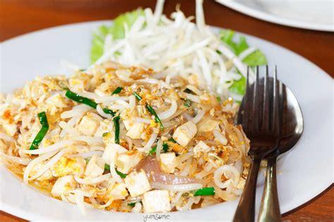 vegan phad thai