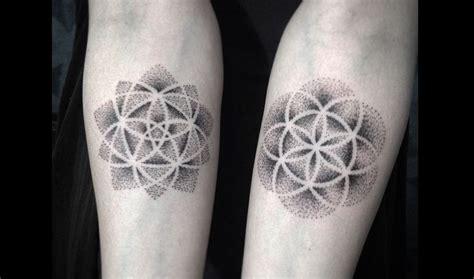mandala pontilhismo tattoo tatuagens de pontilhismo para copiar e se inspirar