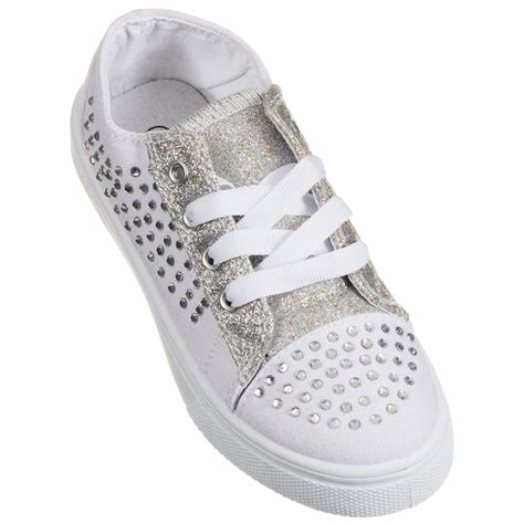 bling shoes bling canvas shoes footwear trainers