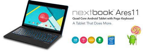 Tablet Hybrid Android nextbook ares 11 2 in 1 hybrid android tablet laptop review