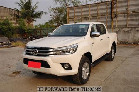 toyota hilux beforward used japanese cars for sale beforward autos post