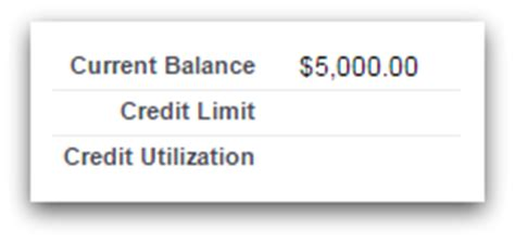 Customer Credit Limit Formula Blank Field Handling In Salesforce Formulas