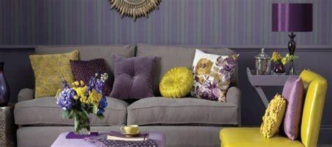 decoracion hogar gris 13 ideas para decorar tu hogar en morado gris y amarillo