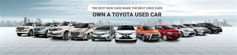 toyota cars official website used cars toyota used cars official website of toyota u