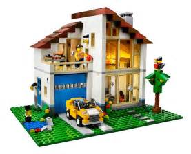lego city haus lego 31012 family house je reste sur ma faim city brick