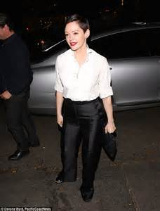 Mcgowan Almost Dressed by Mcgowan Almost Has A Wardrobe Malfunction With An