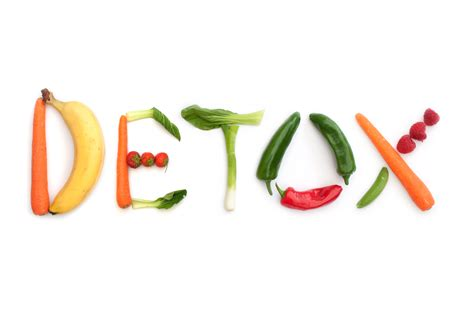 Detox Photos the real deal about a detox diet vita optimum