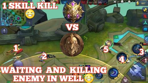 mythic mobile legend show them no mercy warrior vs mythic mobile legends