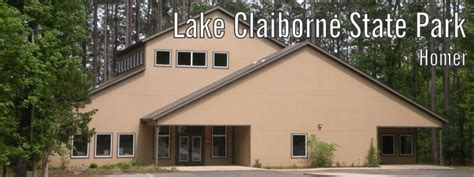 Lake Claiborne State Park Cabins Rental by Event And Meeting Rentals Louisiana State Parks