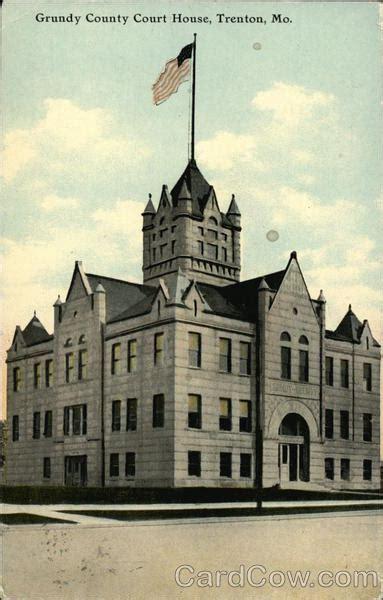 Grundy County Court Search Grundy County Court House Trenton Mo