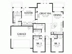gallery for gt ranch style floor plans 1500 sq ft