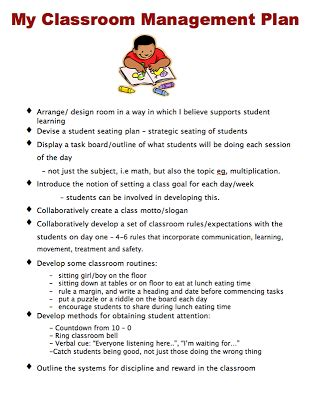 Classroom Management Plan Template 2 728 Cb And Entrance The Designbusiness Info Classroom Management Plan Template 2