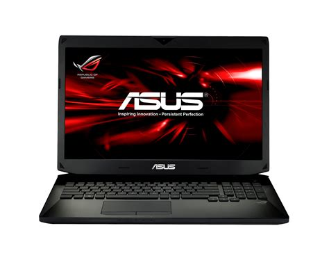 Laptop Asus For Gaming asus introduces the republic of gamers g750 laptop