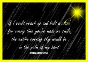 romantic quotes   stars quotesgram