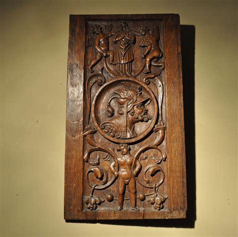 Wooden Door by Antique Carvings Uk Antique Carved Oak English Medieval
